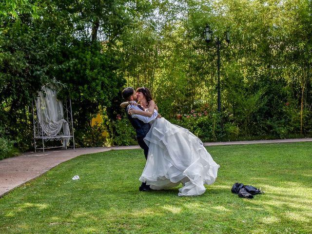 Il matrimonio di Andrea e Luisana a Brusaporto, Bergamo 113