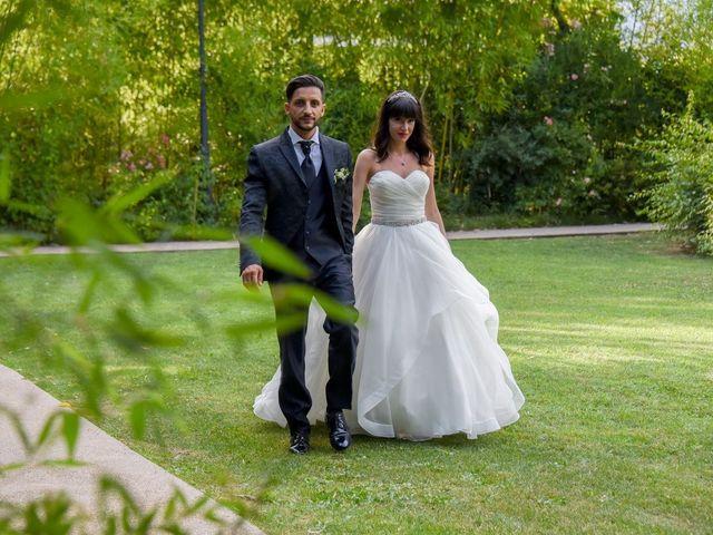 Il matrimonio di Andrea e Luisana a Brusaporto, Bergamo 114