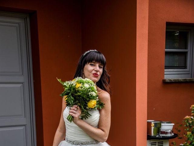 Il matrimonio di Andrea e Luisana a Brusaporto, Bergamo 122