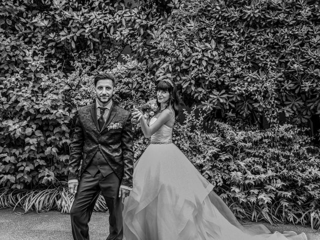 Il matrimonio di Andrea e Luisana a Brusaporto, Bergamo 124
