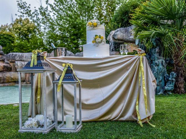 Il matrimonio di Andrea e Luisana a Brusaporto, Bergamo 125
