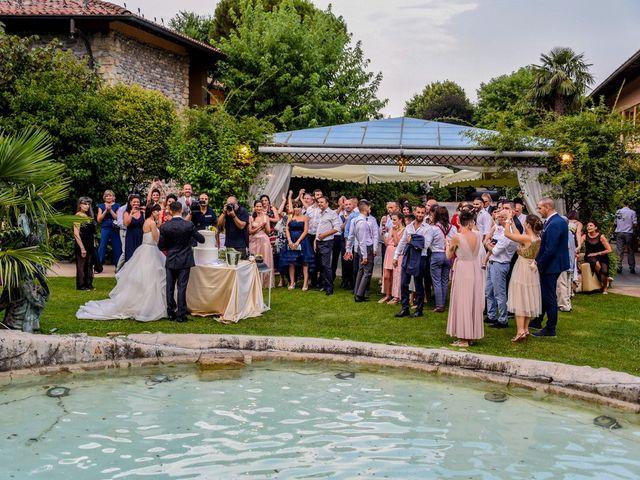 Il matrimonio di Andrea e Luisana a Brusaporto, Bergamo 126