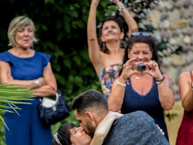 Il matrimonio di Andrea e Luisana a Brusaporto, Bergamo 127