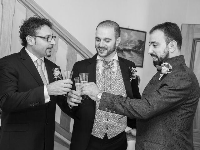 Il matrimonio di Giuseppe e Silvia a Subiaco, Roma 9