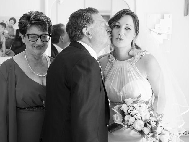 Il matrimonio di Giuseppe e Silvia a Subiaco, Roma 12