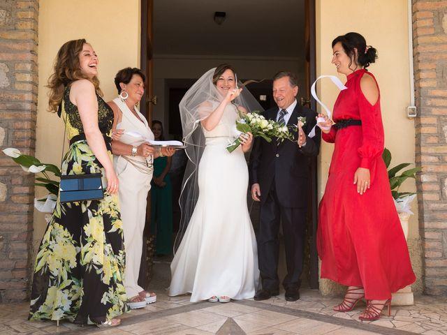 Il matrimonio di Giuseppe e Silvia a Subiaco, Roma 13