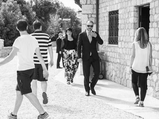 Il matrimonio di Giuseppe e Silvia a Subiaco, Roma 17