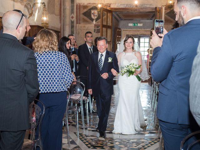 Il matrimonio di Giuseppe e Silvia a Subiaco, Roma 18