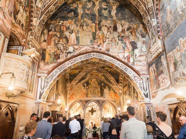 Il matrimonio di Giuseppe e Silvia a Subiaco, Roma 21