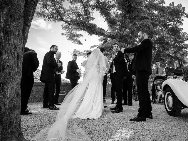 Il matrimonio di Giuseppe e Silvia a Subiaco, Roma 26
