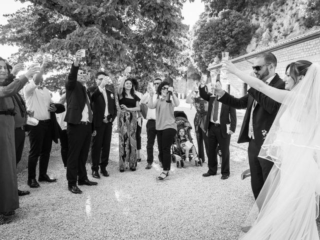 Il matrimonio di Giuseppe e Silvia a Subiaco, Roma 28