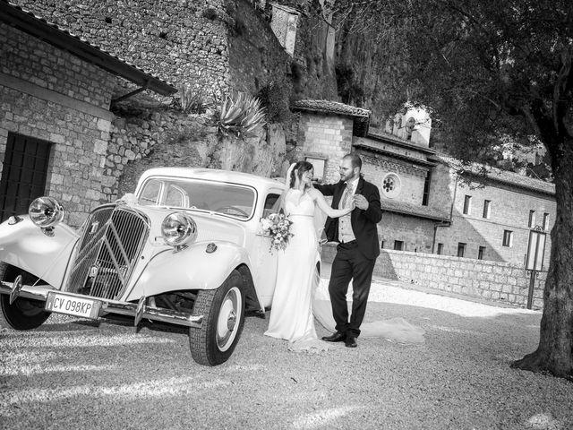 Il matrimonio di Giuseppe e Silvia a Subiaco, Roma 31