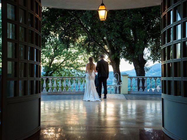 Il matrimonio di Giuseppe e Silvia a Subiaco, Roma 32