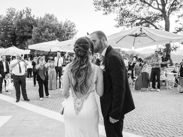 Il matrimonio di Giuseppe e Silvia a Subiaco, Roma 34