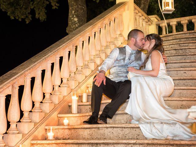 Il matrimonio di Giuseppe e Silvia a Subiaco, Roma 41