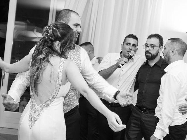 Il matrimonio di Giuseppe e Silvia a Subiaco, Roma 42