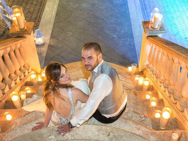 Il matrimonio di Giuseppe e Silvia a Subiaco, Roma 43