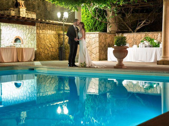 Il matrimonio di Giuseppe e Silvia a Subiaco, Roma 45