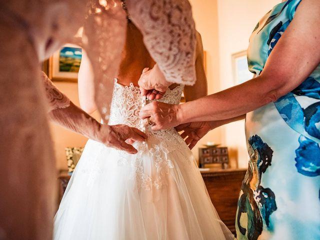 Il matrimonio di Simone e Alessia a Montechiaro d'Asti, Asti 12