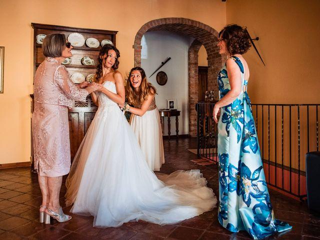 Il matrimonio di Simone e Alessia a Montechiaro d'Asti, Asti 13