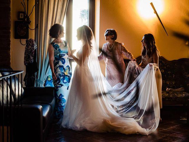 Il matrimonio di Simone e Alessia a Montechiaro d'Asti, Asti 16