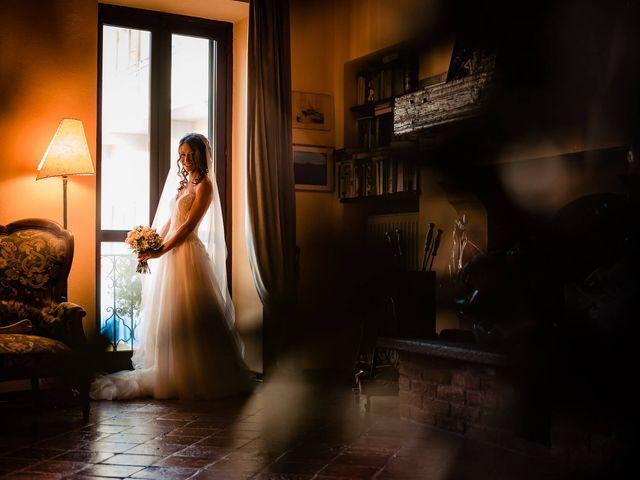 Il matrimonio di Simone e Alessia a Montechiaro d'Asti, Asti 17
