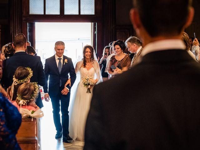 Il matrimonio di Simone e Alessia a Montechiaro d'Asti, Asti 21