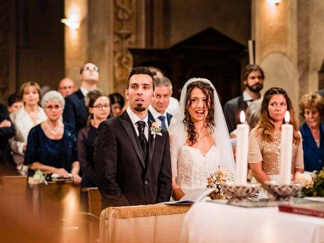 Il matrimonio di Simone e Alessia a Montechiaro d'Asti, Asti 23
