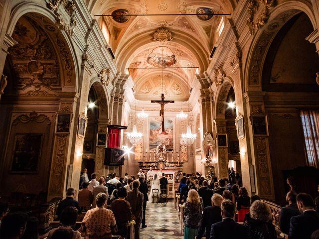 Il matrimonio di Simone e Alessia a Montechiaro d'Asti, Asti 24