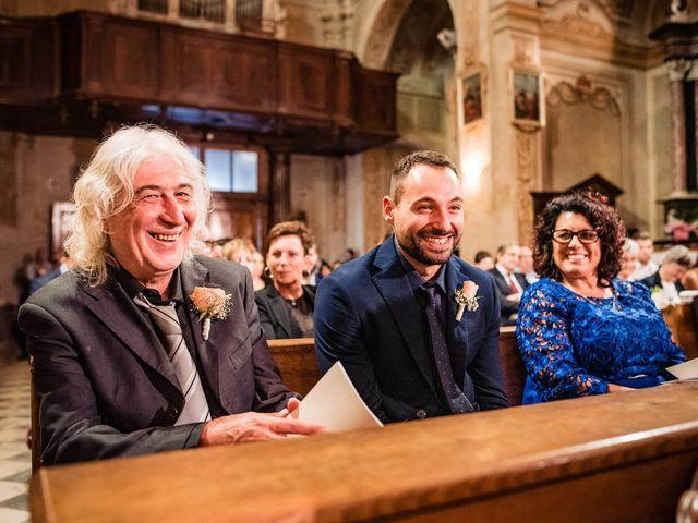 Il matrimonio di Simone e Alessia a Montechiaro d'Asti, Asti 26