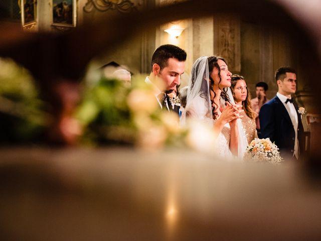 Il matrimonio di Simone e Alessia a Montechiaro d'Asti, Asti 27