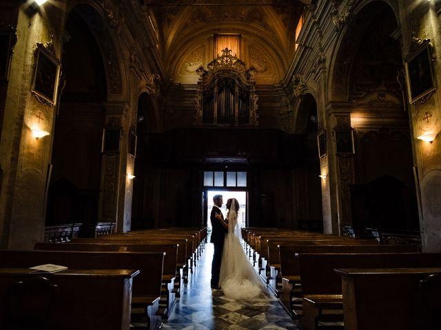 Il matrimonio di Simone e Alessia a Montechiaro d'Asti, Asti 30