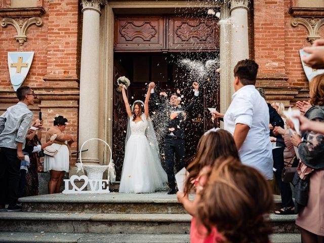 Il matrimonio di Simone e Alessia a Montechiaro d'Asti, Asti 31