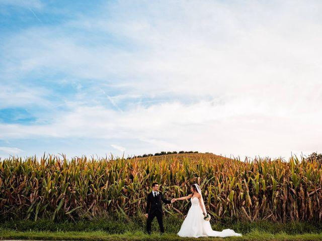 Il matrimonio di Simone e Alessia a Montechiaro d'Asti, Asti 36