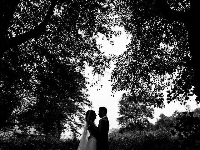 Il matrimonio di Simone e Alessia a Montechiaro d'Asti, Asti 38