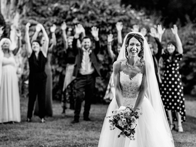 Il matrimonio di Simone e Alessia a Montechiaro d'Asti, Asti 40