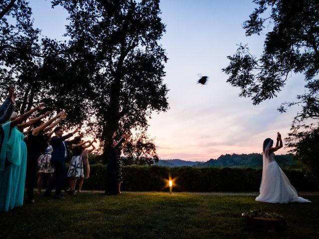Il matrimonio di Simone e Alessia a Montechiaro d'Asti, Asti 41