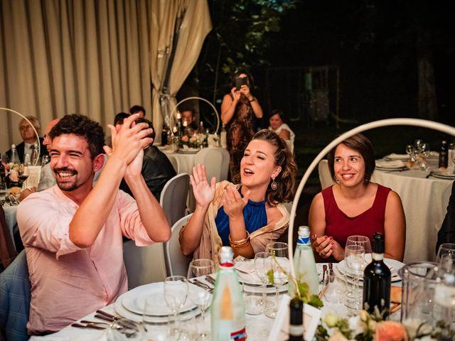 Il matrimonio di Simone e Alessia a Montechiaro d'Asti, Asti 43