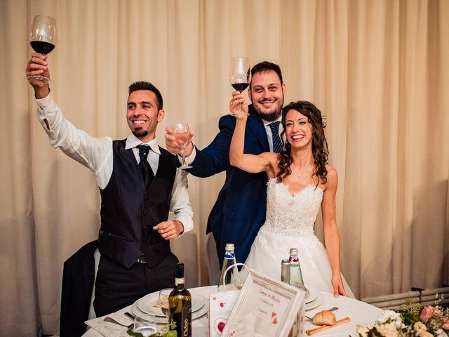 Il matrimonio di Simone e Alessia a Montechiaro d'Asti, Asti 46