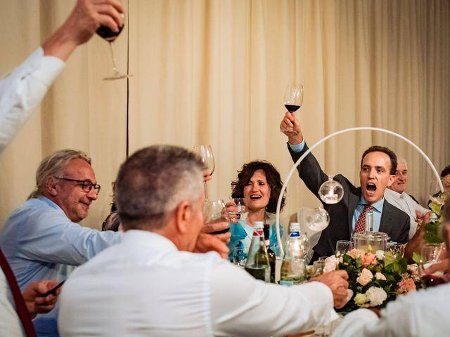 Il matrimonio di Simone e Alessia a Montechiaro d'Asti, Asti 47