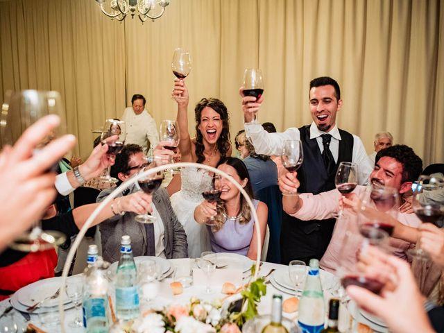 Il matrimonio di Simone e Alessia a Montechiaro d'Asti, Asti 49