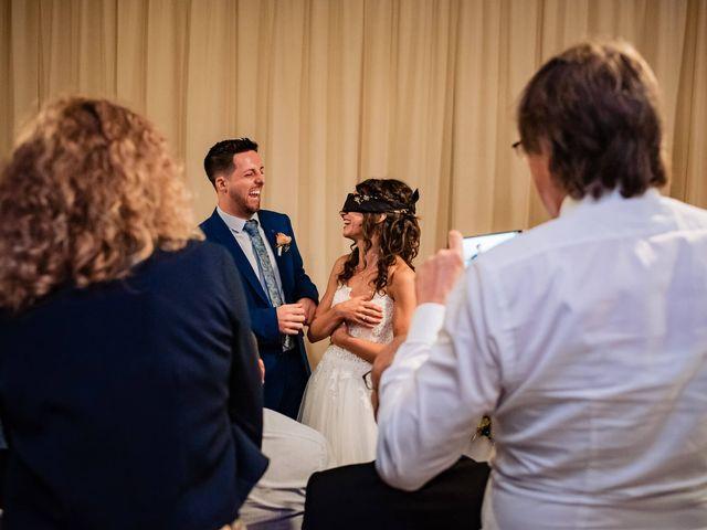 Il matrimonio di Simone e Alessia a Montechiaro d'Asti, Asti 52