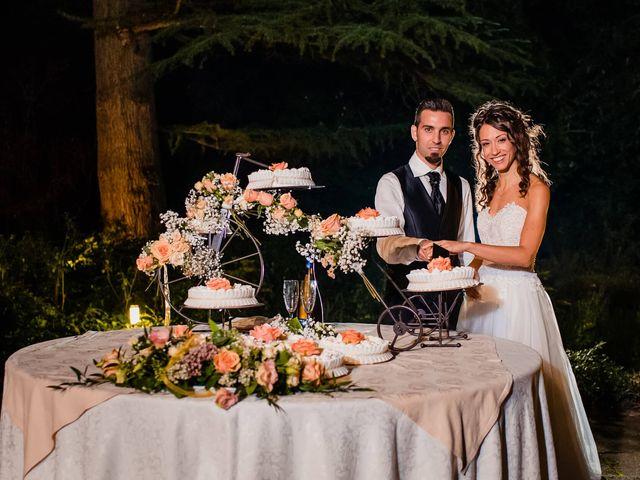 Il matrimonio di Simone e Alessia a Montechiaro d'Asti, Asti 54