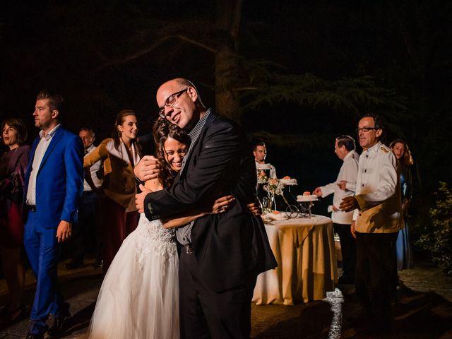 Il matrimonio di Simone e Alessia a Montechiaro d'Asti, Asti 55