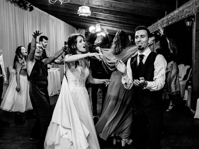 Il matrimonio di Simone e Alessia a Montechiaro d'Asti, Asti 61