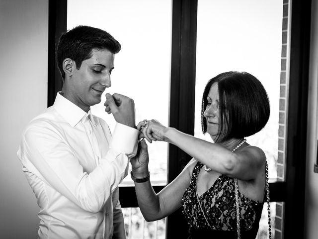 Il matrimonio di Emanuele e Juanchi a Cherasco, Cuneo 3