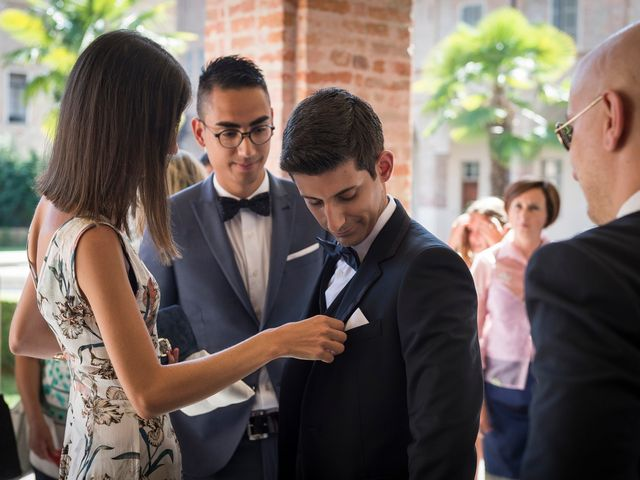 Il matrimonio di Emanuele e Juanchi a Cherasco, Cuneo 25