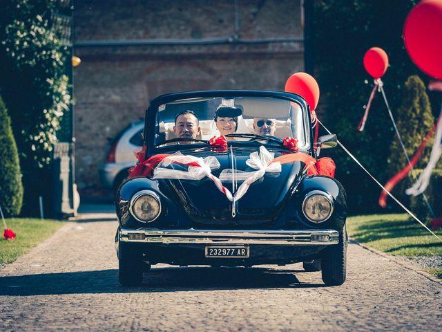 Il matrimonio di Emanuele e Juanchi a Cherasco, Cuneo 29