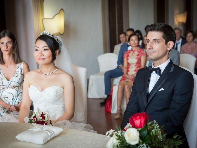 Il matrimonio di Emanuele e Juanchi a Cherasco, Cuneo 32