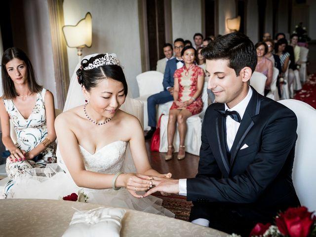 Il matrimonio di Emanuele e Juanchi a Cherasco, Cuneo 33